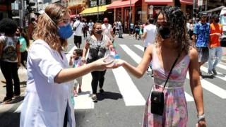 Бразилия регистрира най-малко заразени от 23 ноември