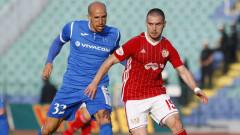 Габриел Обертан: В доста мачове не играем като Левски