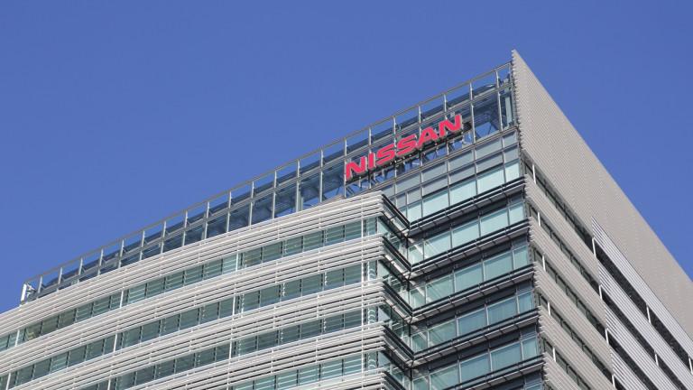 Nissan отчете първа загуба от 2009