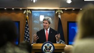 Джон Кери обвини Дейвид Камерън и Великобритания за провала в Сирия