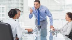 4-те типа проблемни шефове и как да работим успешно с тях