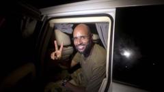 Сейф ал Ислам избягал в пустинята