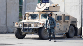 Трима американски военни са убити от взрив в Афганистан