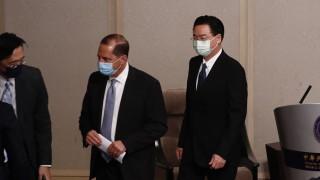 Тайван: Китай се опитва да превърне острова в следващия Хонконг
