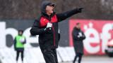 Иван Колев: Щом искаме първото място, трябва да свикнем с напрежението