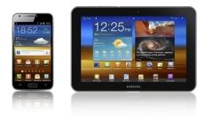 Samsung представя LTE версии на Galaxy S II, Galaxy Tab 8.9
