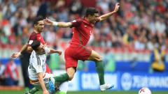 Португалия - Мексико 2:1 (Развой на срещата по минути)