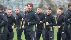 Ботев (Пловдив) вече тренира в Турция