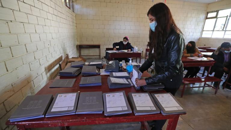 Управляващата партия в Боливия понесе поражение на местни избори. Екзитпол