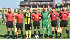 Терзиев: Ще се постараем да прескочим груповата фаза на Лига Европа