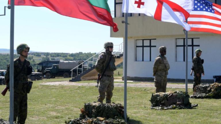 Започна учението Balkan Sentinel 21 на полигона в Ново село