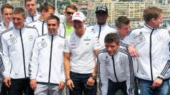 Уебър: Шумахер никога не е бил като останалите пилоти