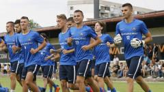 Футболистите на Левски минаха функционални тестове преди лагера в Правец