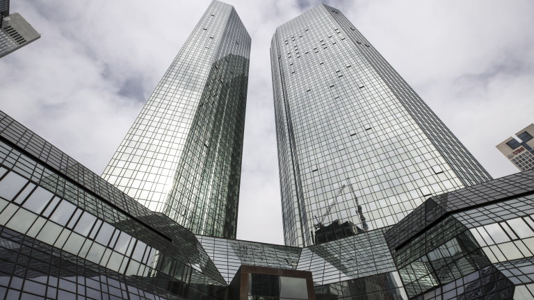 Deutsche Bank очаква свиване на германската икономика