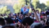 Великобритания подкрепя самопровъзгласилия се за президент на Венецуела