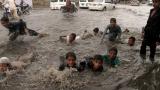 43-ма души загинаха при наводнения в Пакистан