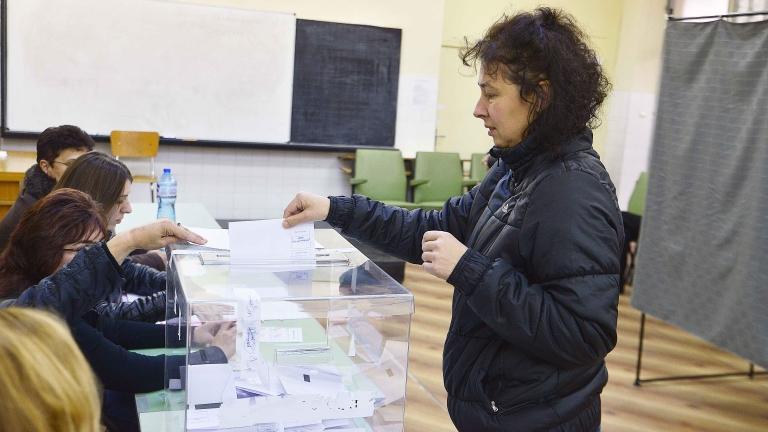Ако изборите бяха днес: негласуващите с най-голям процент