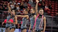 Още една контузия в ансамбъла ни по художествена гимнастика