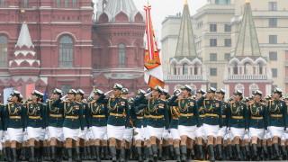 Денят на победата в Москва ще се проведе със сигурност, уверява Песков