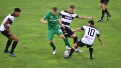 Ботев (Враца) - Локомотив (Пловдив) 0:1, домакините изпуснаха дузпа
