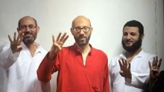 """Египетски съд осъди на смърт журналисти на """"Ал Джазира"""""""