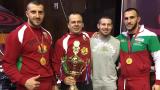 България без конкуренция и в неолимпийската борба!