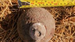 Две корозирали гюлета изкопаха при строеж в село Къшин