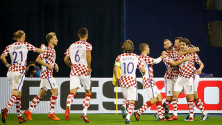 Хърватия с решителна крачка към Мондиал 2018 след бой над Гърция