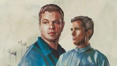 """Какво да очакваме от """"Пълно ускорение"""" с Мат Деймън и Крисчън Бейл"""