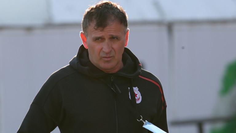 Бруно Акрапович се прибира при семейството си