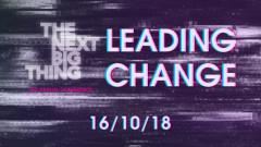 Световноизвестният футурист Рей Хамънд разкрива тенденциите на бъдещето по време на THE NEXT BIG THING 2018