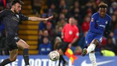 Челси е напред за ФА Къп, Игуаин не пожела да ознаменува дебюта си с гол