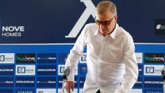 Сираков и Папазов се опитват да привлекат спонсори за Левски от чужбина