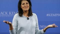 Ники Хейли утвърдена за посланик на САЩ в ООН