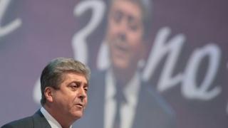 Първанов се обяви за смяна на политическия елит и ревизия на икономиката