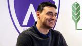 Владимир Николов: Надявам се шест момчета от Левски да видя в националния отбор
