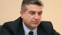 """Бивш кадър на """"Газпром"""" премиер на Армения"""
