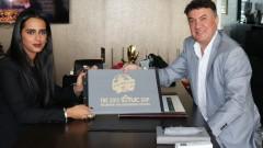 Борислав Михайлов и принцесата на Катар откриват Световната купа SATUC в неделя
