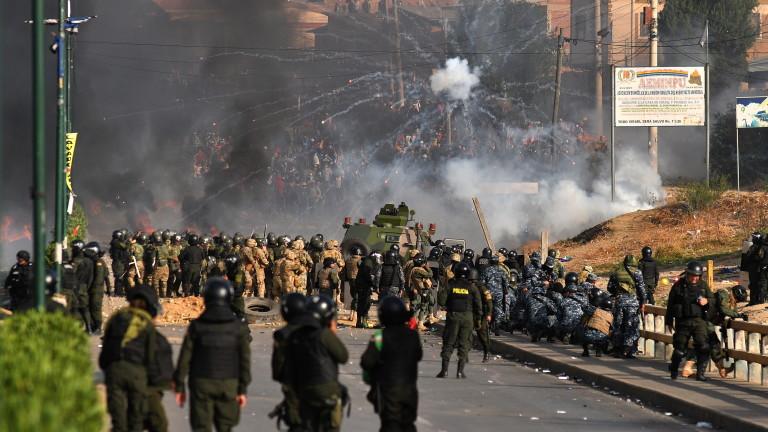 Петима души били убити, а други 10 ранени в събота