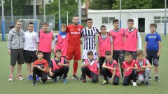 Играчите на Локо зарадваха деца на спортния празник на ОДК Пловдив