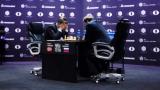 С блестяща защита Карлсен се спаси от поражение в петата партия