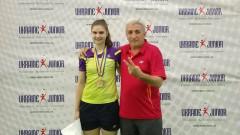 Мария Делчева с нови две титли за България