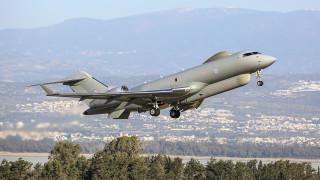 """Британски разузнавателен самолет """"слухти"""" край черноморските граници на Русия"""