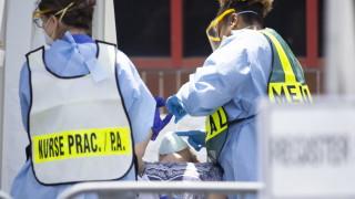 САЩ счупиха световния рекорд - повече от 55 000 заразени с коронавирус за ден