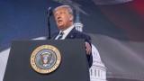 """Тръмп """"скочи"""" на демократите след речта на Байдън"""