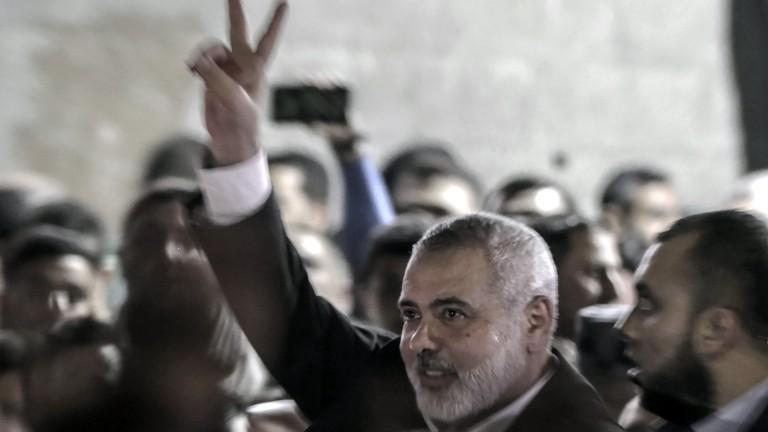 Абас губи изборите от лидера на Хамас, ако те се проведат сега