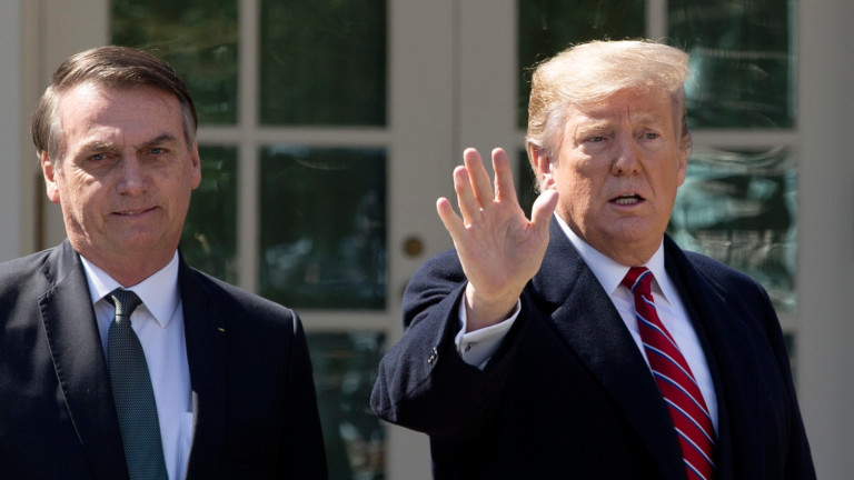 Вашингтон поуст: Тръмп абсолютно не разбира НАТО, щом иска участието на Бразилия