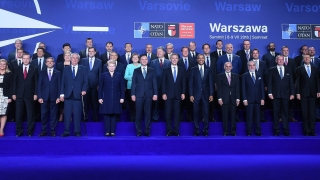 Съставът на батальоните на НАТО в Полша и Балтика