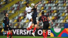 Хърватия - Англия, 0:0 (Развой на срещата по минути)