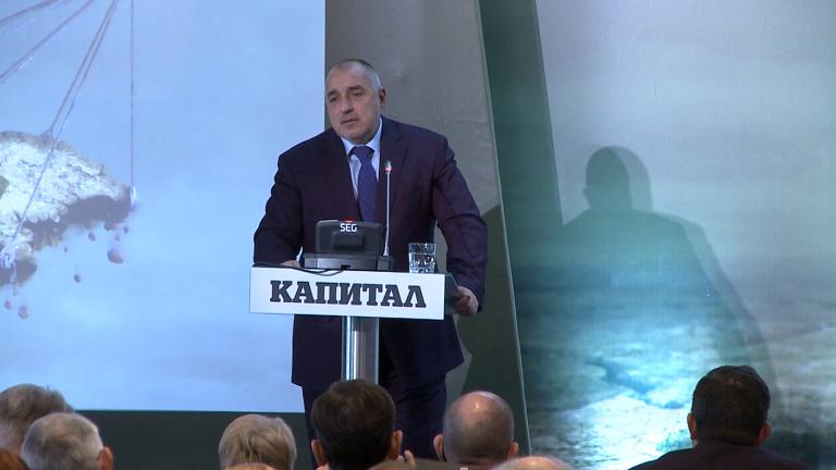 """С """"фактите говорят"""" Борисов хвали постигнатото от кабинета"""